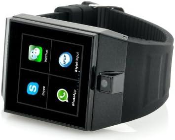 Android Smartwatch teléfono móvil sim tarjeta Smartphone integrado ...
