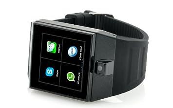 Android Smartwatch teléfono móvil sim tarjeta Smartphone ...