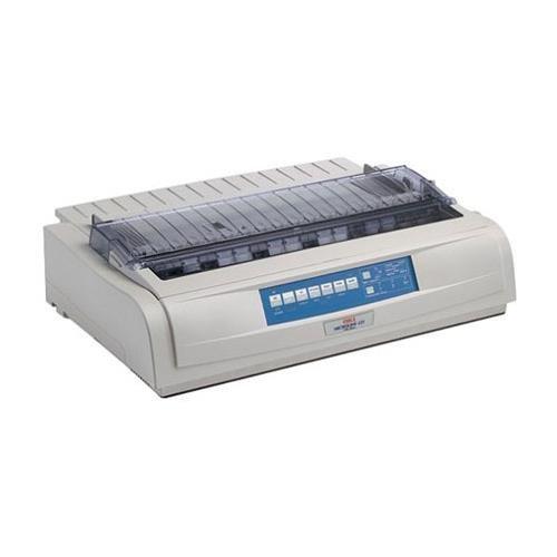 OKI Data Microline 420 Black Dot Matrix Printer, 570 cps, 240x216dpi, Parallel/USB, 120V