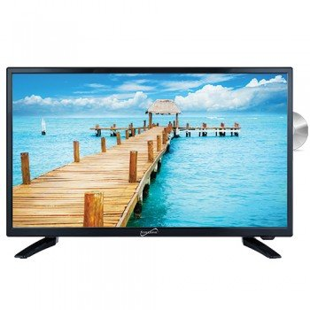 Supersonic 1080p LED Widescreen HDTV with HDMI Input, AC/...