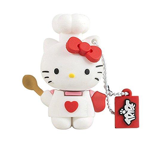 Price comparison product image Hello Chef Kitty 8GB USB Flash Stick Drive