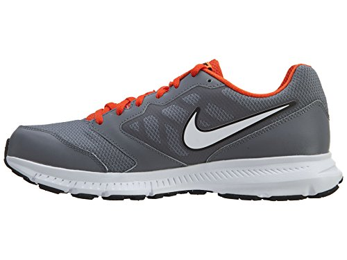Gry Pltnm NIKE Orng Gris Men Running Cl Downshifter 6 Mtlc tm 's whit Shoes v8r6v