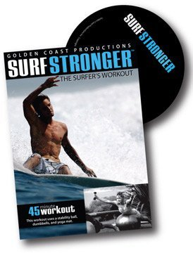 SURF STRONGER: The Surfer's Workout DVD