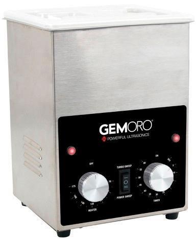 GG-Gemoro Gemoro 2qt Ss Ultrasonic by GG-Gemoro