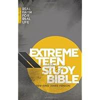 Extreme Teen Study Bible-NKJV: Real Faith for Real Life