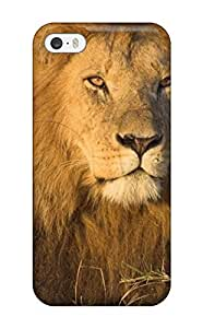 phone covers good case case, Fashionable Iphone 5c case cover - Lion Sending Free Screen Protector O9L8IcYXErf