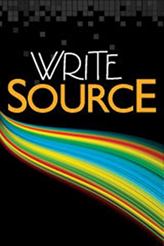 Write Source: SkillsBook (consumable) Grade 3