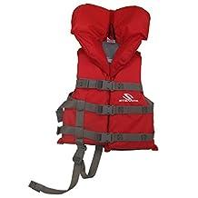 Stearns 2000020634 Child Nylon Vest, Red