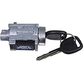 Amazon apdty 035813 ignition lock cylinder assembly includes apdty 035813 ignition lock cylinder assembly includes new keys and passlock chip fixes security light aloadofball