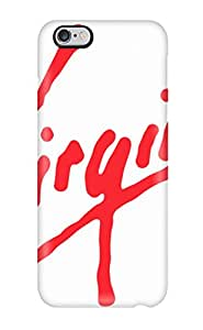 AHRxfDZ8616AgAys ZippyDoritEduard Awesome Case Cover Compatible With Iphone 6 Plus - Virgin Logo (3D PC Soft Case)
