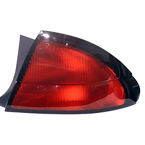 HEADLIGHTSDEPOT Tail Light Compatible with Chevrolet Lumina Monte Carlo Right Passenger Side Tail Light