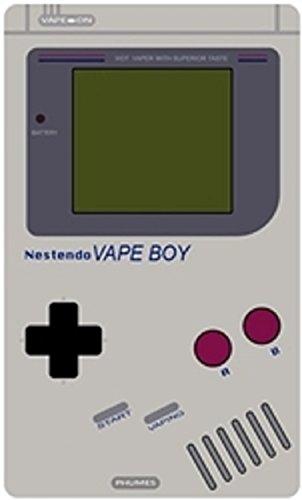 JWraps Nestendo Vape Boy Custom Designed E-Cigarette Protective Skin Wrap for Vapor Flask V2.1 DNA40 MOD Vaporizer