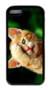 Distinct Waterproof Over Your Cat Eyes Design Your Own iPhone 5c Case