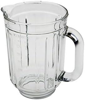 KENWOOD - Mixing Bowl Blender - Glass-KM282/285/286/287 - KW714225: Amazon.es: Hogar