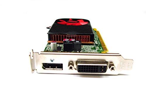 Dell ATI AMD Radeon R7 250 PCI-E Graphics Card 2Gb Small Form Factor PCs Low Profile Half Height Bracket version for SFF Dell P//N : FDT1K DVI and DisplayPort