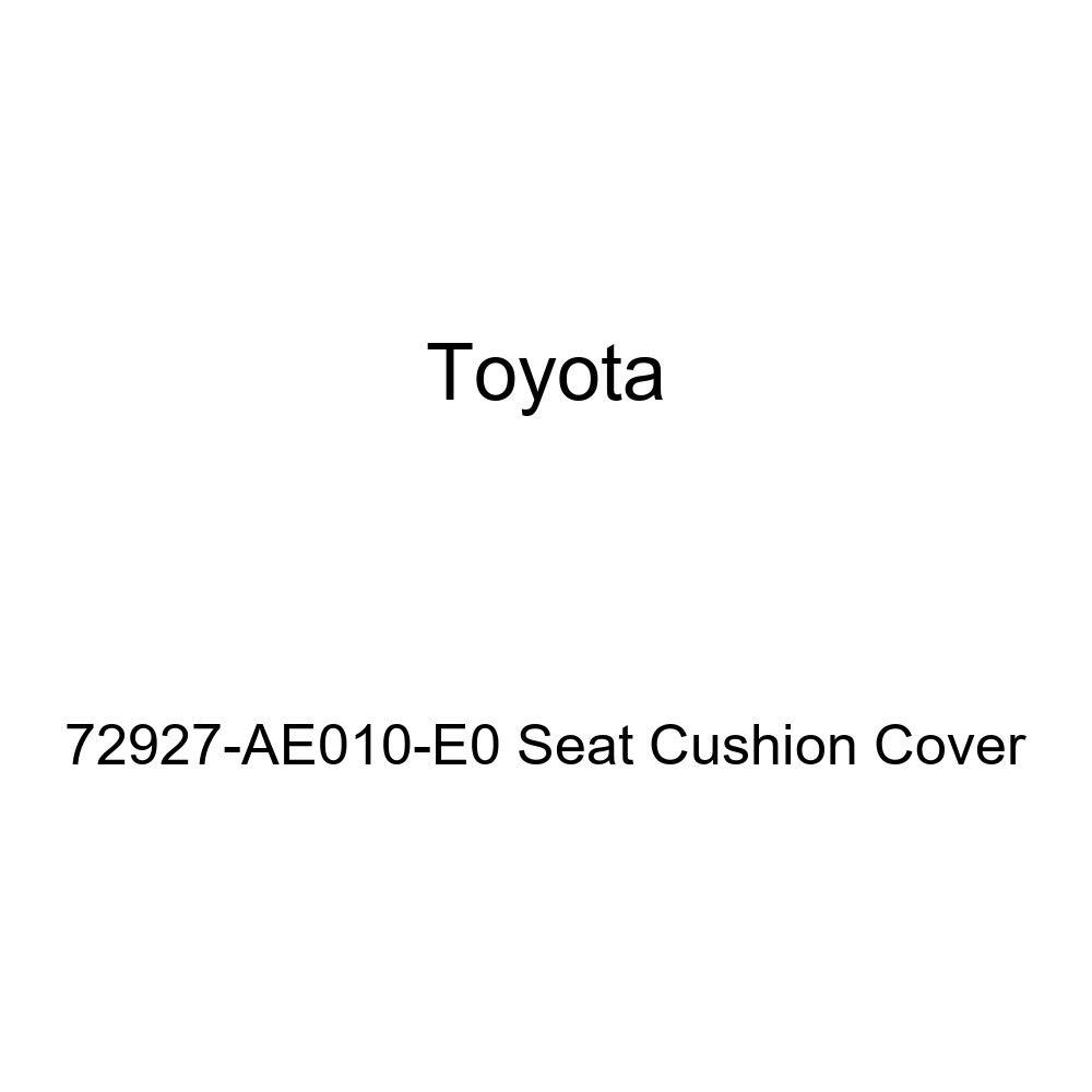 Toyota Genuine 72927-AE010-E0 Seat Cushion Cover