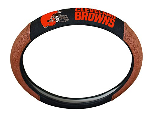 NFL Cleveland Browns Steering Wheel Cover