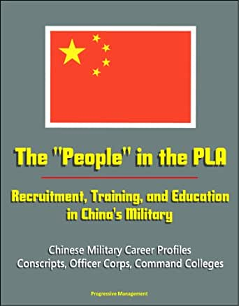 "Amazon.com: The ""People"" in the PLA: Recruitment, Training ..."
