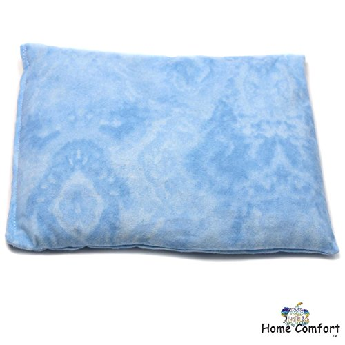 Microwaveable Heating Pad (Light Blue)