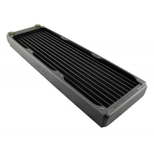 XSPC EX360 Radiator, 120mm x 3, Triple Fan, Black ()
