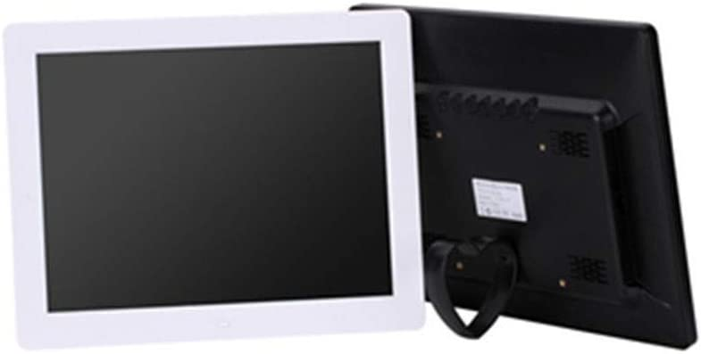 Gohbqany Digital Picture Frames 12 Inch Digital Photo Frame 1024768 Pixels High Resolution LED Screen 1080P HD Video Playback Auto On//Off Timer Remote Control Included Video Frame