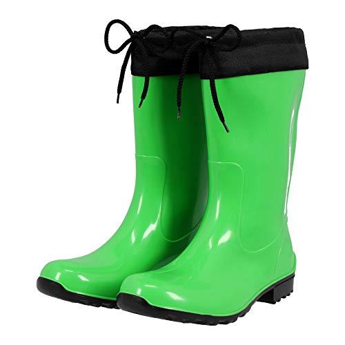 Gomma Diversi Da 36 Fango Giardino verde B Taglie Pioggia Stile Cardiff Donne 42 Krexus Stivali Di Per wf1wgFq