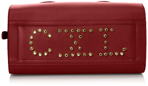 Christian Lacroix Eternity 8 - Bolso para mujer Rojo - Rouge (Rouge 5G09)