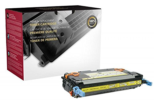 Inksters Remanufactured Toner Cartridge Replacement for HP Q5952A (HP 643A) - Yellow