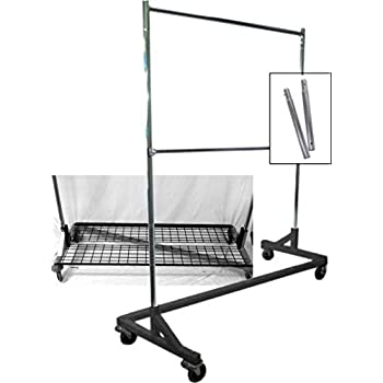Amazon Com Only Hangers Extended Height Double Rail Z
