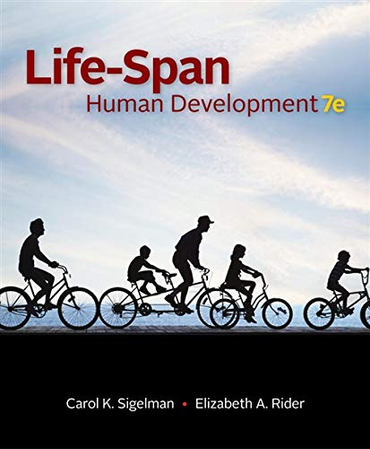 Life-Span Human Development, 7th - Development Span Motor Life