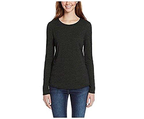 Buffalo David Bitton Ladies' Long Sleeve Tee (X-Large, Dark - Buffalo Outlets Shopping