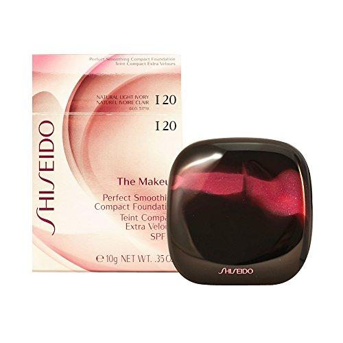 Perfect Smoothing Compact Foundation - Shiseido Perfect Smoothing Compact Foundation with SPF 15 Number I20, Natural Light Ivory 10 ml
