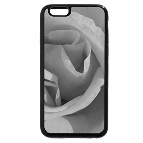 iPhone 6S Plus Case, iPhone 6 Plus Case (Black & White) - I like to dedicate this rose to my new friend who is 1Aziza