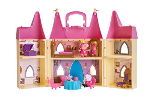 Peppa Pig's Princess Castle Deluxe Playset
