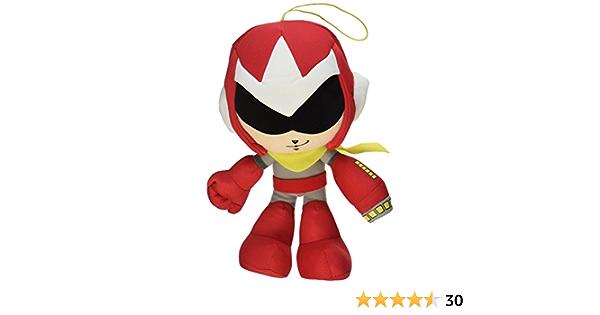 Mega Man Official Genuine Protoman Doll Plush *NEW*