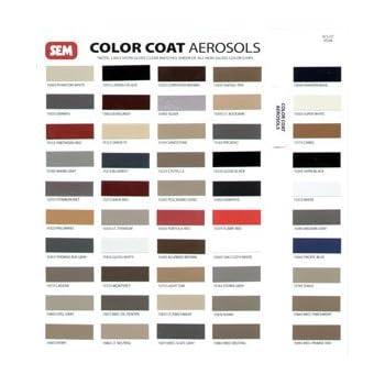 Sem Color Coat Chart Mersnoforum