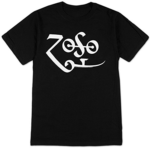 Jimmy Page Zoso T-shirt - 1