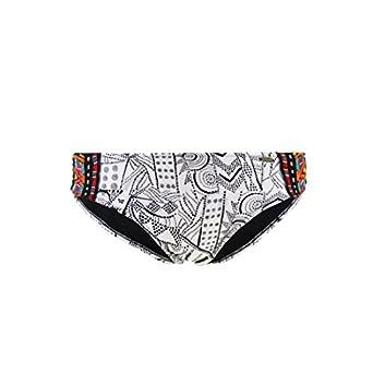 ef946ff7e8353 BANANA MOON Maillot de Bain Shorty Manyara Atosa Blanc: Amazon.fr ...