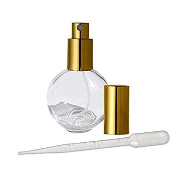 Amazon.com: 0.5 fl oz botella de atomizador de perfume de ...