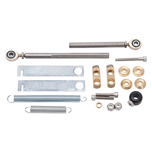 - Edelbrock 7094 Throttle Linkage Kit