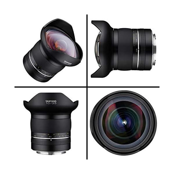 RetinaPix Samyang XP 10mm F3.5 Canon Mount Manual Focus Lens