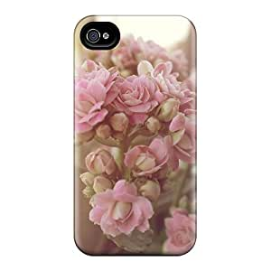 Ideal PJPettit Case Cover For Iphone 4/4s(pink Flower), Protective Stylish Case