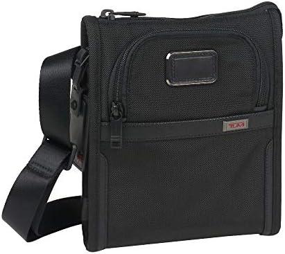[TUMI] トゥミ 2203110 ALPHA3 ポケット・バッグ・スモール Black(ブラック) [並行輸入品]