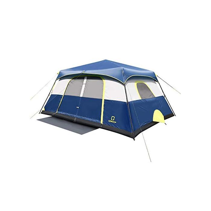 6 Person Waterproof Pop Up Tent