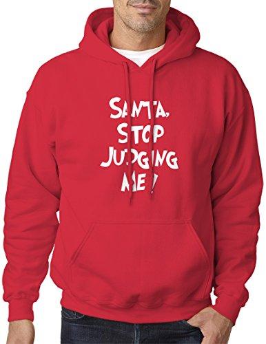 BBT A (Adult Santa Hoodie)