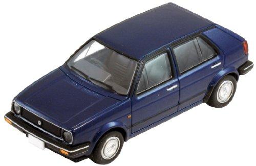 1/64 TLV-N71b VW ゴルフII 4ドア CLI(紺) 「トミカリミテッドヴィンテージNEO」 229971の商品画像