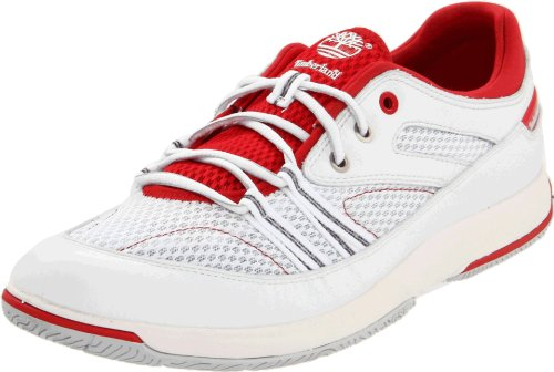 Timberland FORMENTOR VENT P2I 97162, Chaussures de voile homme Blanc