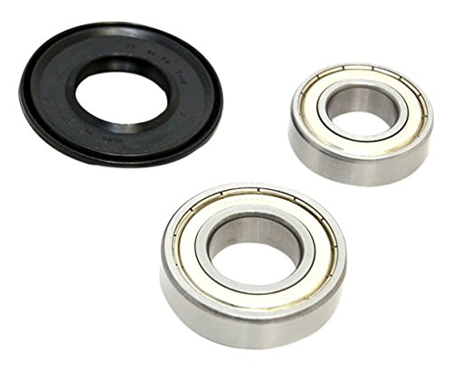 Ariston Hotpoint Indesit lavadora Drum Kit rodamientos y Seal ...