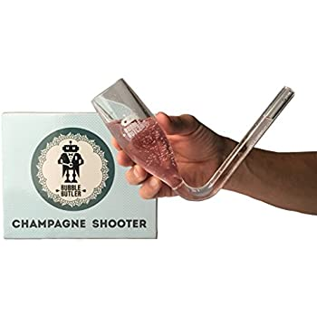 Bubble Butler: Champagne Bong Shooter, Rapid Champagne Consumption device, Chambong