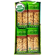 CRUNCHY RICE ROLLERS – Organic Brown Rice, (16 Count of 0.9 oz Packs) 14.4 oz